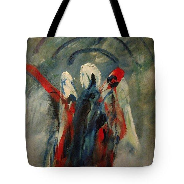 The Three Kings Of Christmas Tote Bag