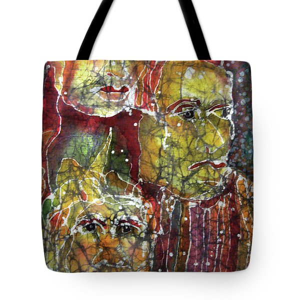The Three Muses Tote Bag