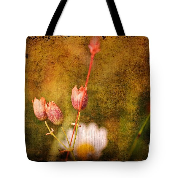 The Three Of Us Tote Bag by Silvia Ganora