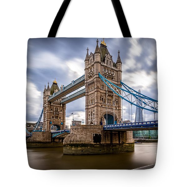 The Three Towers Tote Bag