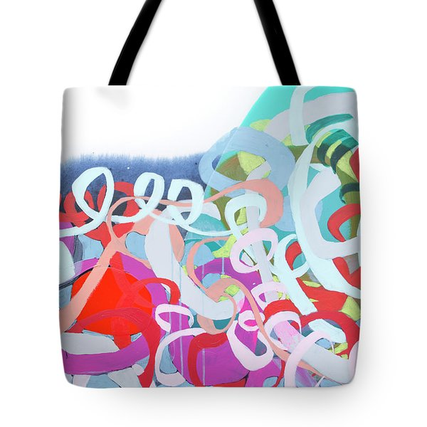 The Thrill Of It All Tote Bag