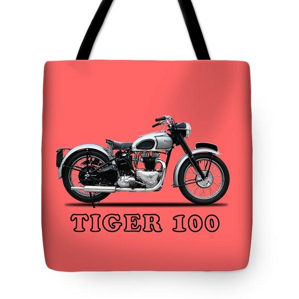 The Tiger 100 1949 Tote Bag