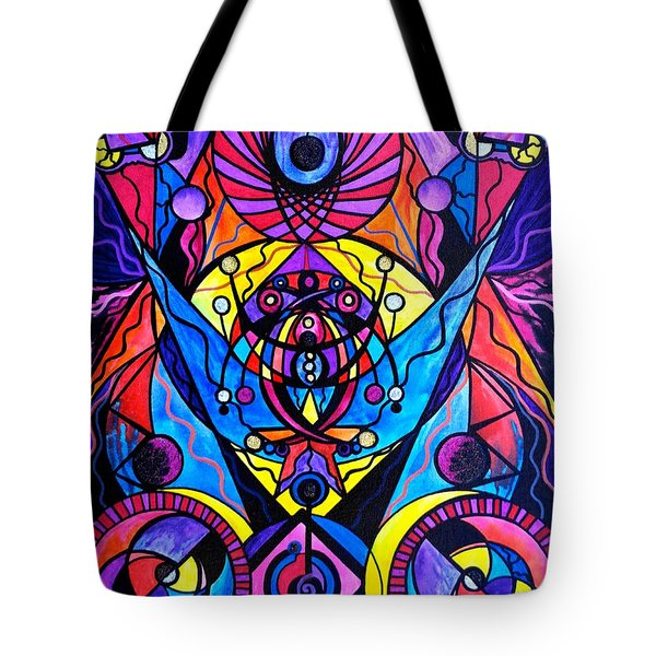 The Time Wielder Tote Bag
