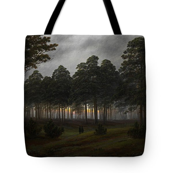 The Times Of Day - The Evening Tote Bag