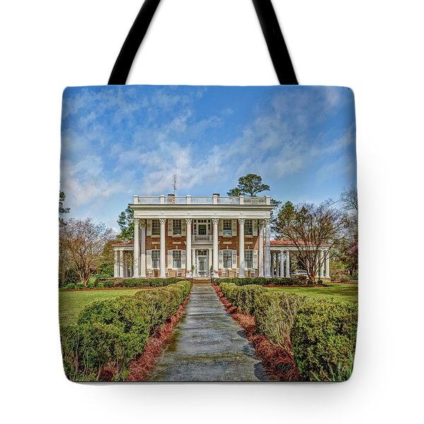 The Tisdale Manor Tote Bag