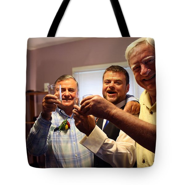 The Toast Tote Bag