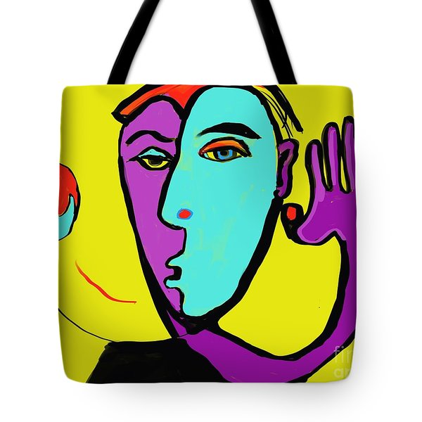 The Toss Tote Bag