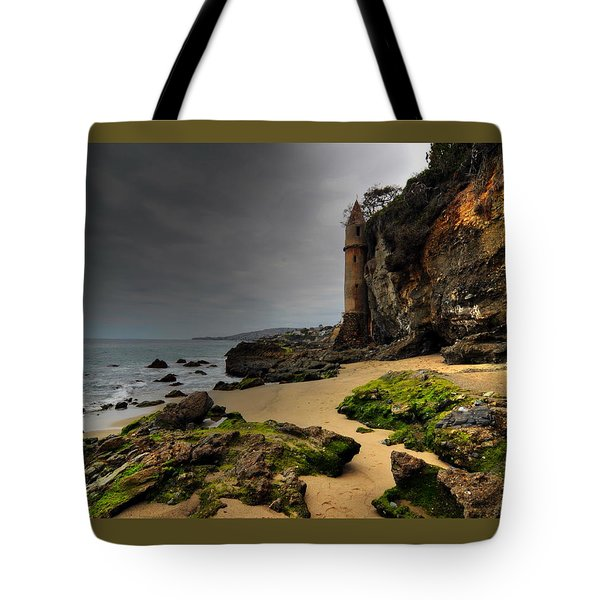 The Tower At Laguna Tote Bag