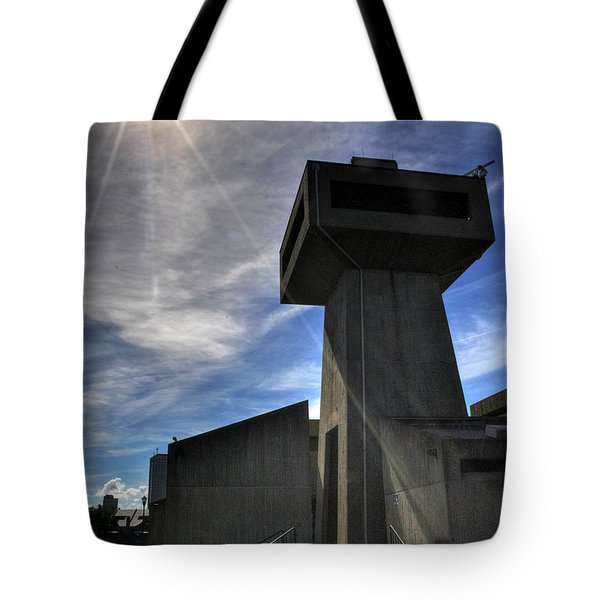 The Tower V2 Tote Bag