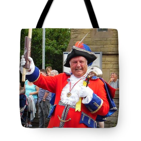 The Town Crier 2014 Tote Bag
