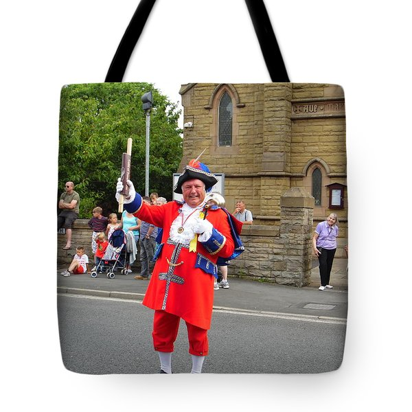 The Town Crier - St Annes Festival 2014 Tote Bag