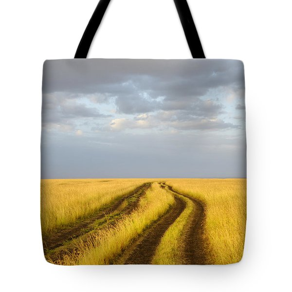 The Trail Tote Bag