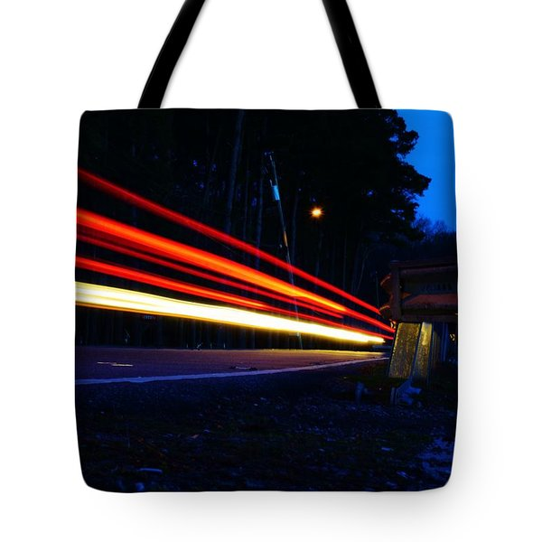 The Trail To... Tote Bag