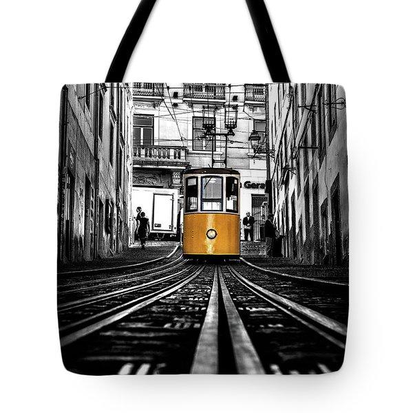 The Tram Tote Bag