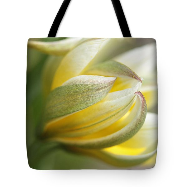 The Quiet One Tote Bag
