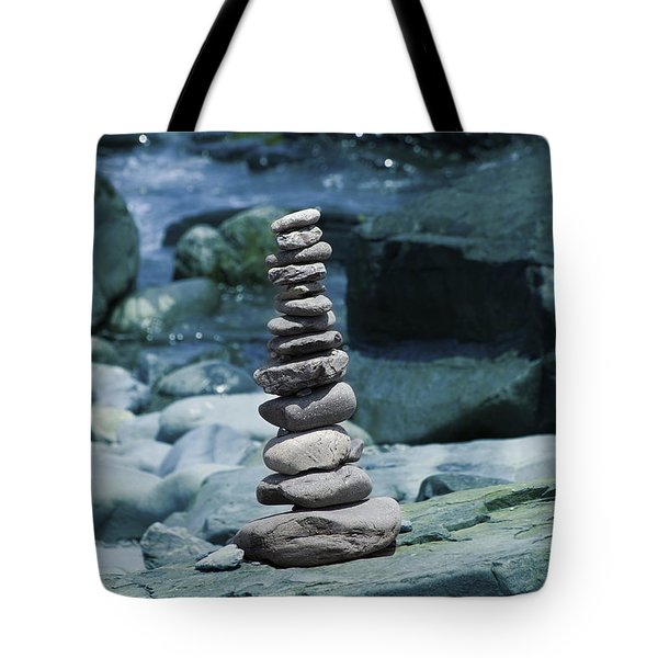 The Tranquil Zen Zone Tote Bag