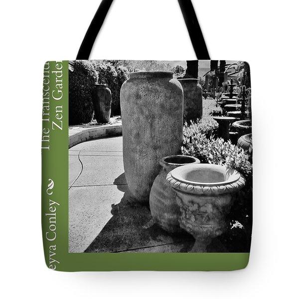 The Transcendental Zen Garden Tote Bag