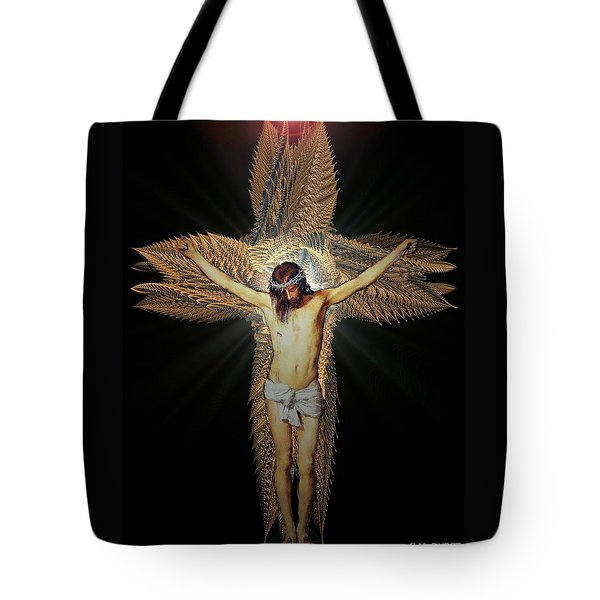 The Transformation Tote Bag by Michael Durst