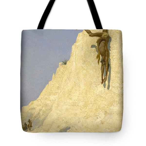 The Transgressor Tote Bag