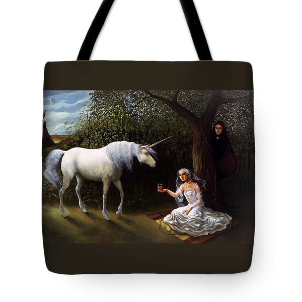 The Trap Tote Bag by Jane Whiting Chrzanoska