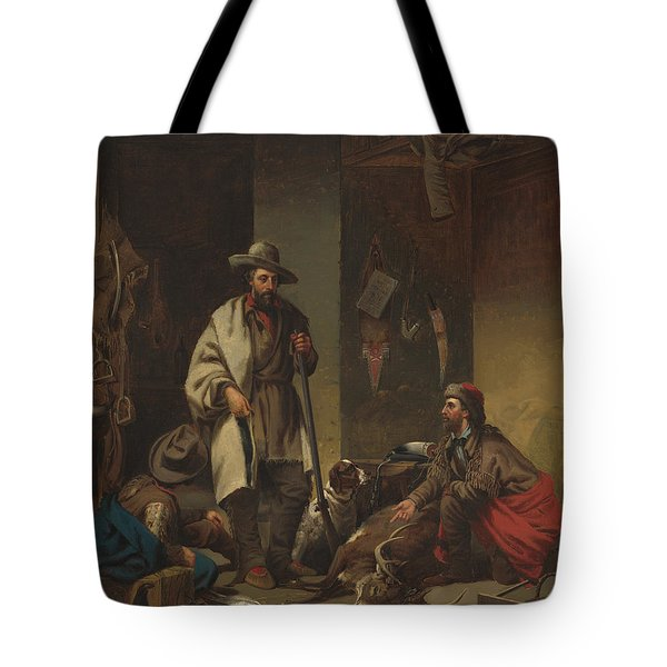 The Trappers Tote Bag