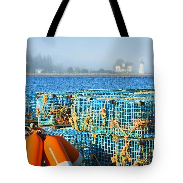 The Traps Tote Bag