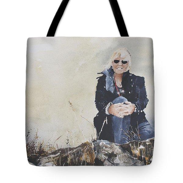 The Traveler Tote Bag