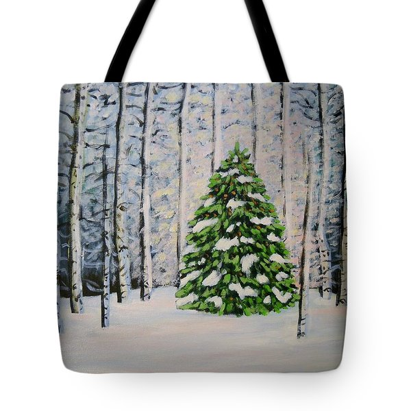 The Tree Tote Bag