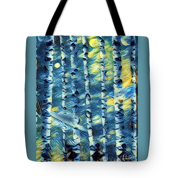 The Tree Children Tote Bag