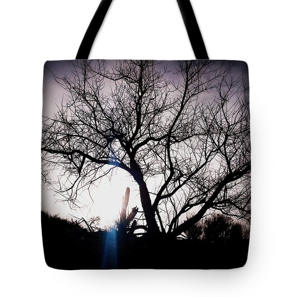 The Tree Of Wisdom Tote Bag
