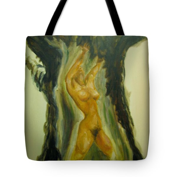 The Tree Oflife Tote Bag