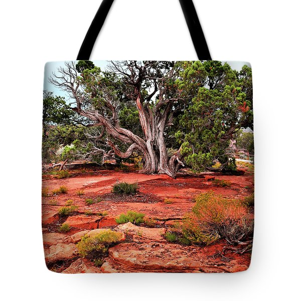The Tree That Knows All Tote Bag