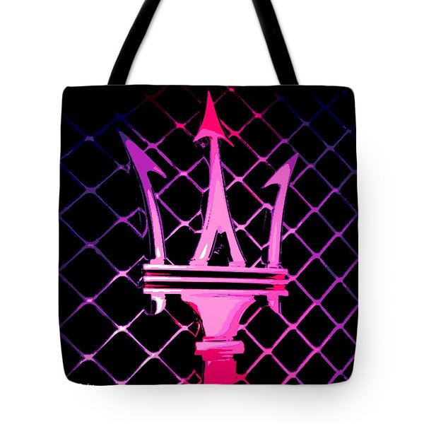 the Trident Tote Bag