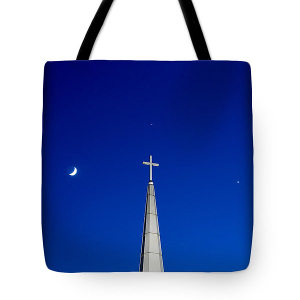 The Trinity Tote Bag
