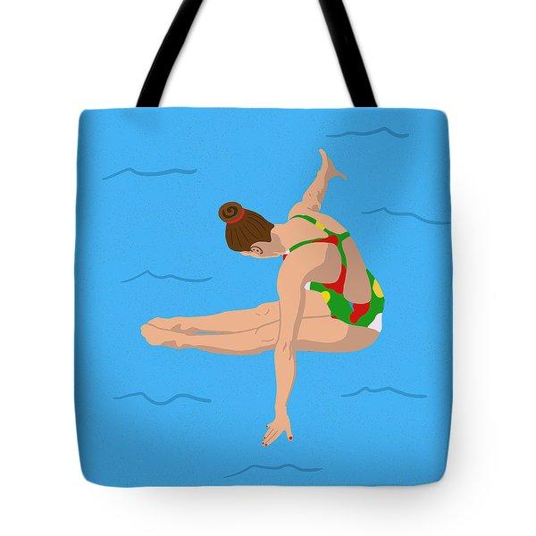 The Triple Twist Tote Bag