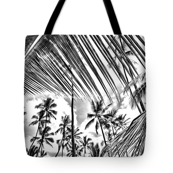 Tote Bag featuring the photograph The Tropics by DJ Florek