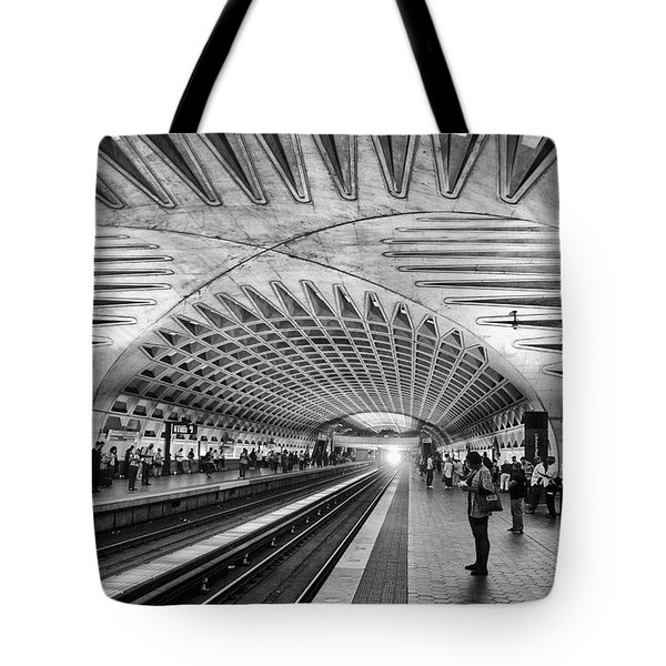 The Tubes Tote Bag