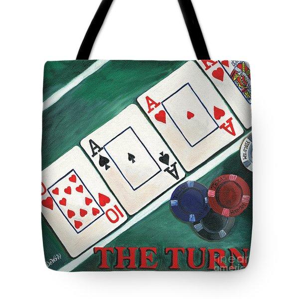 The Turn Tote Bag