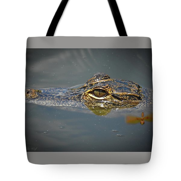 The Two Dragons Tote Bag