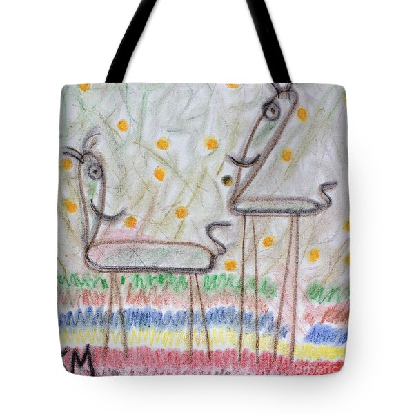 The Two Tote Bag