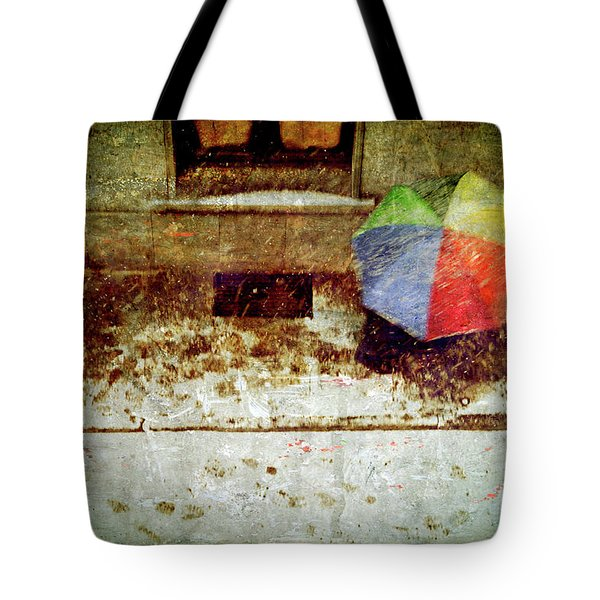 The Umbrella Tote Bag by Silvia Ganora