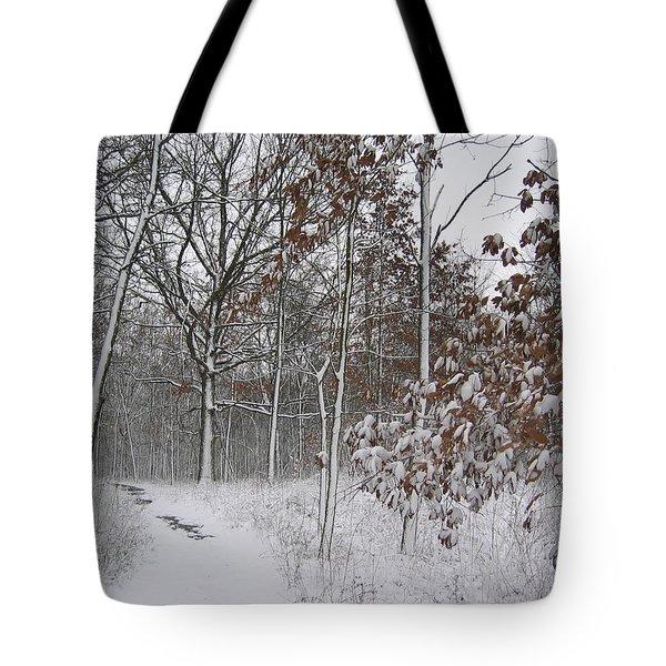The Unbeaten Path Tote Bag