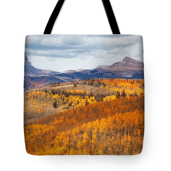 The Uncompaghre Tote Bag