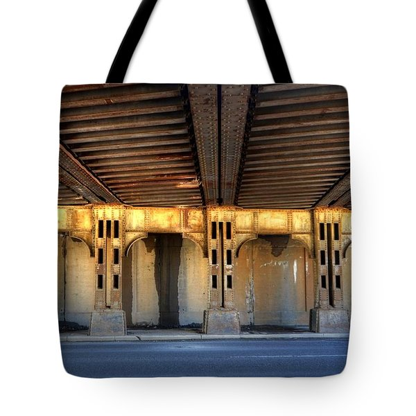 The Under Pass Tote Bag