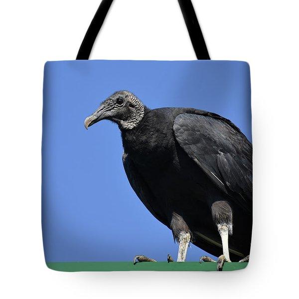 The Undertaker Tote Bag