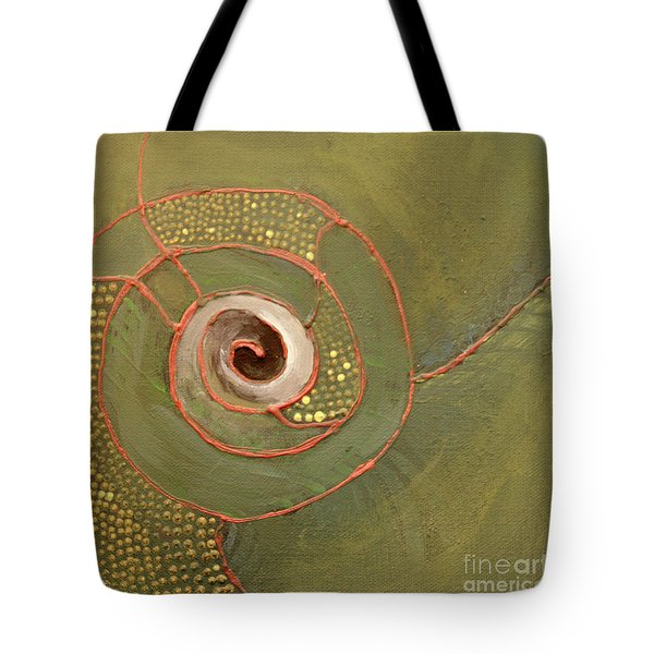 The Undertow Tote Bag by Maura Satchell