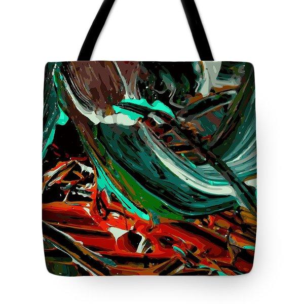The Underworld Tote Bag
