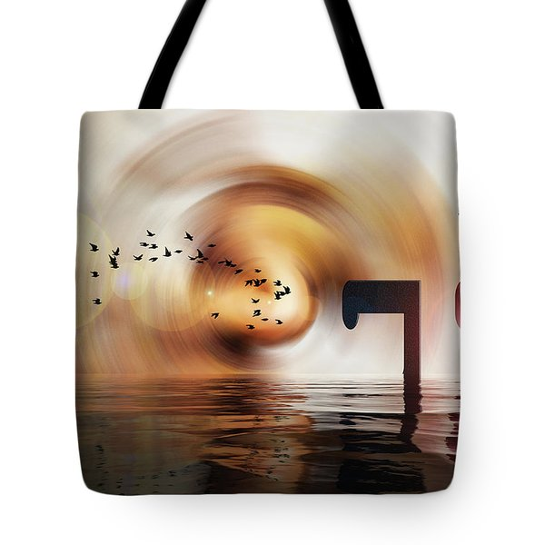 The Unexamined Life Is Not Worth Living Tote Bag