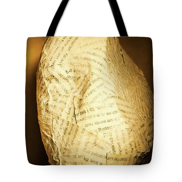 The Unfinished Story Tote Bag