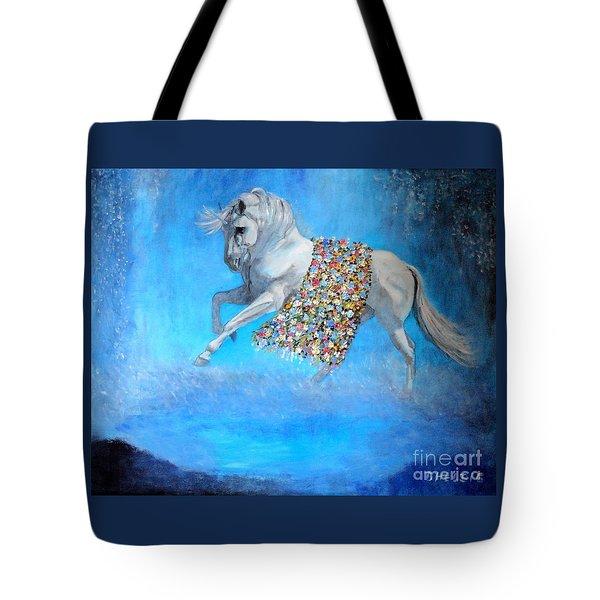 The Unicorn Tote Bag